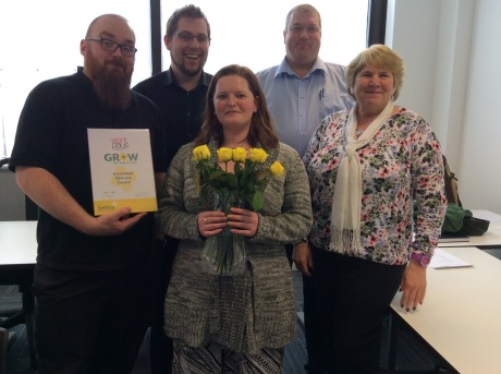 Workdays Ltd - First Employability Organisation accredited to Deliver the GRoW Programme.